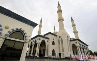 الصورة: بيوت الله...مسجد عمر بن الخطاب