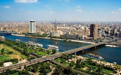 الصورة: التضخم السنوي في مدن مصر يهبط إلى 11.4% في مايو