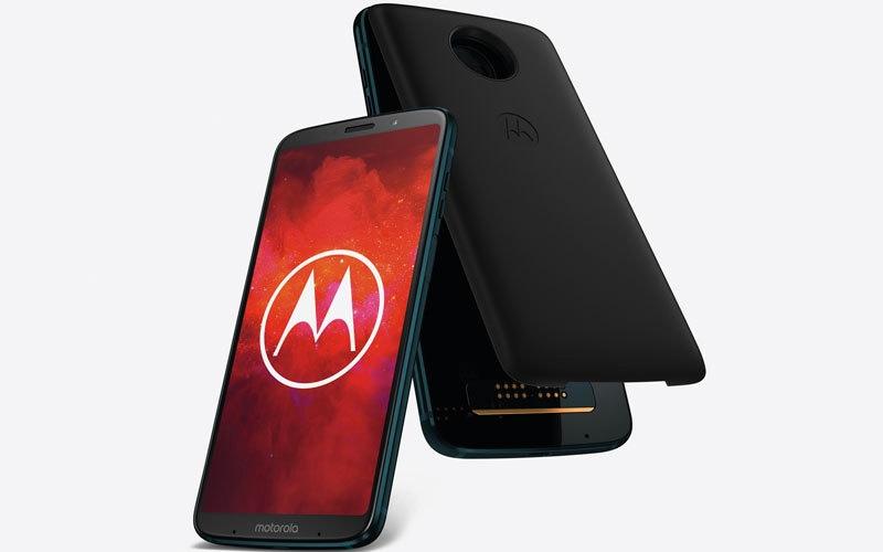 الصورة: «موتورولا» تطرح هاتفاً جديداً ينتمي إلى «هواتف الوحدات التركيبية»