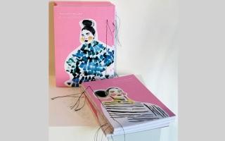 الصورة: «خطوط وخيوط» يستكشف تصميم الأزياء