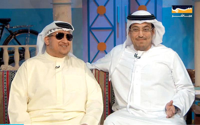عبد الله إسماعيل وأحمد الغفلي