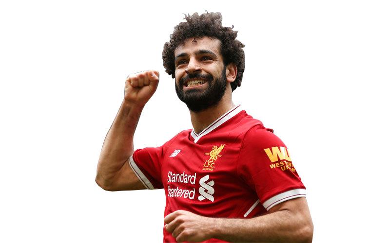 مهاجم ليفربول ومنتخب مصر محمد صلاح. رويترز