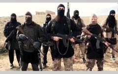 الصورة: قطر تحشد الإرهابيين للهجوم على الموانئ النفطية في ليبيا