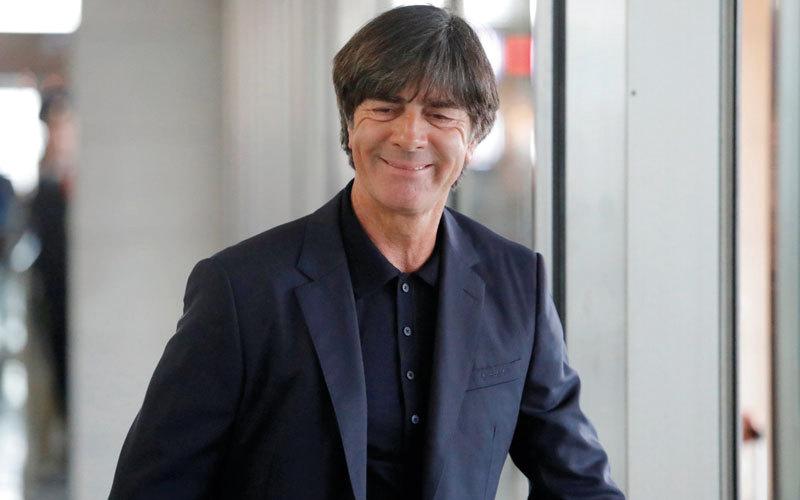 مدرب منتخب ألمانيا يواخيم لوف. رويترز