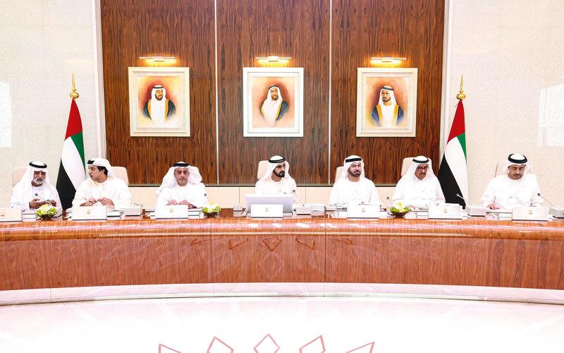 مجلس الوزراء سيتابع بنفسه حزمة التحفيز والتسهيلات الاقتصادية والتشريعية والإجرائية. وام
