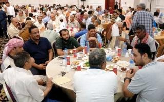 الصورة: «الهلال» تطلق مشروعها الخيري الثالث لتوزيع كسوة العيد في حضرموت