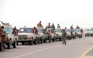 الصورة: الإمارات: القوات المسلحة تبدأ عملية تحرير الحديدة ومينائها استجابة لطلب الحكومةالشرعية