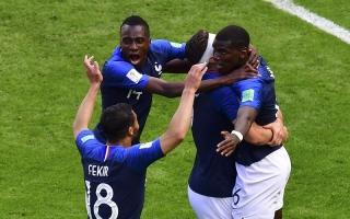 """الصورة: عيسى درويش: """"ساعة هوبلوت"""" أهدت فرنسا هدف الفوز على استراليا"""