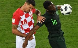 """الصورة: كرواتيا تتصدر """"الرابعة"""" بثنائية في نيجيريا"""