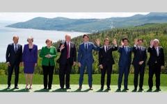 الصورة: انتقام حلفاء ترامب يدفع باتجاه  تدمير التجارة العالمية