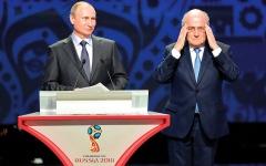 الصورة: الكرملين يأمل في استغلال بطولة كأس العالم لإخراج روسيا من العزلة