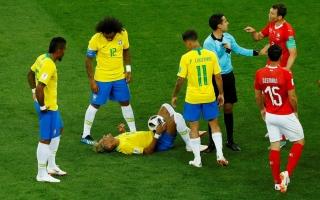 الصورة: هدف مثير للجدل يُسقط البرازيل في فخ التعادل أمام سويسرا