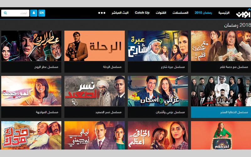 جمعت مسلسلات دبي الدرامية والكوميدية نخبة نجوم الشاشة المحلية والخليجية والعربية.  من المصدر