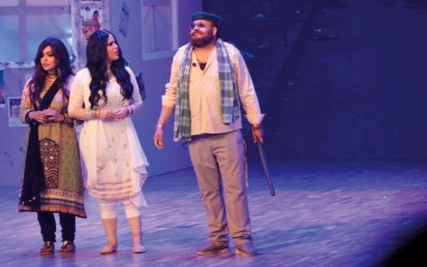 الصورة: «بومباي والاه».. مروان عبـدالله إلى بومباي لإنقاذ حبيبته