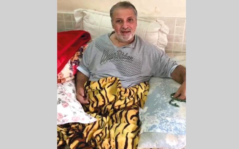 الصورة: «الأعمال الخيرية» في عجمان توفر مستلزمات عائلة «أم أشرف»