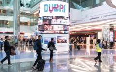 الصورة: منصة رقمية في «دبي الدولي» تعرّف المسافرين بمعالم دبي السياحية