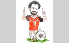 الصورة: قبل مشاهدة مباراة مصر وروسيا.. تعرف إلى المنتخبين