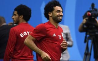 الصورة: بالفيديو: شاهد رسالة محمد صلاح للجمهور المصري ليلة مباراة روسيا