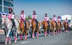 الصورة: «القافلة الوردية» الثامنة تكشف عن 11 حالة سرطان