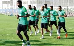 الصورة: 6 نقاط لا تكفي السعودية ومصر للتأهل