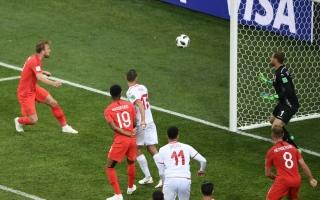 الصورة: تونس تخسر من إنجلترا بنفس السيناريو العربي في المونديال