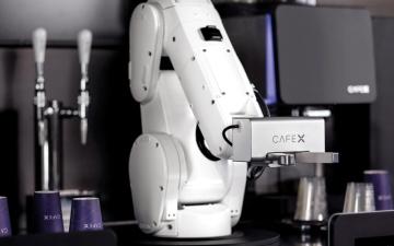الصورة: «باريستا».. «روبوتات» تعد القهوة في أقل من 30 ثانية