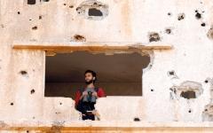 الصورة: قذائف تطال مدينة السويداء جنوب سورية للمرة الأولى منذ 3 سنوات