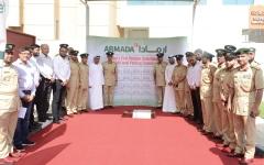 الصورة: شرطة دبي تعمم «المواقف الذكية» في مراكز المناطق المزدحمة