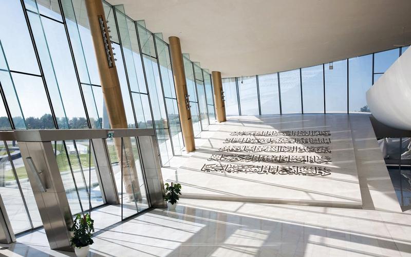 متحف الاتحاد يأخذ زواره إلى واحدة من أهم اللحظات في تاريخ الإمارات.  من المصدر