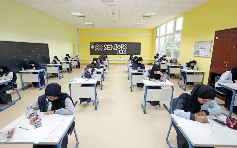 الصورة: «التربية» تعود إلى الامتحانات الورقية بعد تعطّل «الإلكترونية»