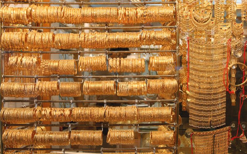 سوق الذهب دبي اماكن السياحة في دبي