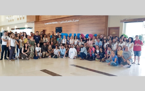 الصورة: «دبي للسياحة»: 725 ألف زائر بحري متوقع للإمارة خلال الموسم المقبل