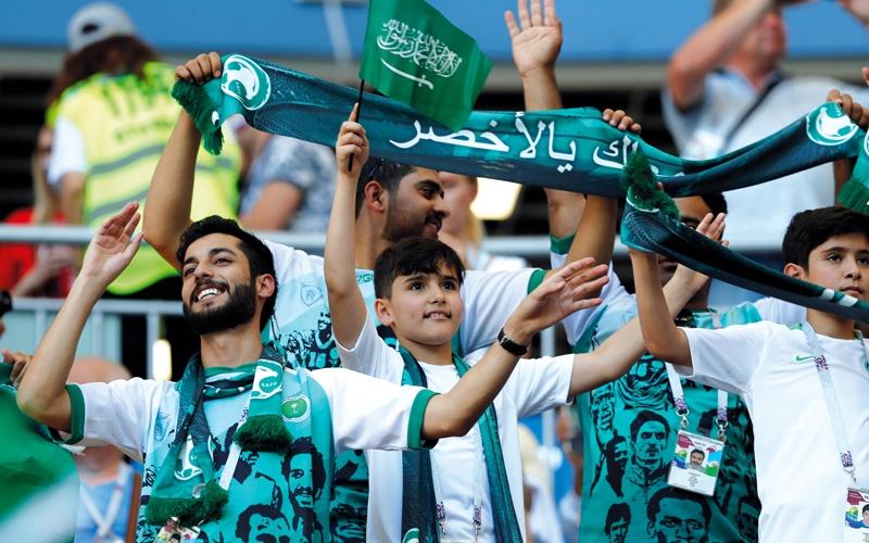 الصورة: الإعلام الرياضي يستنكر ممارسات «بي إن سبورت» ضد المنتخب السعودي