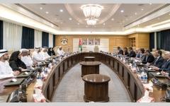 الصورة: الإمارات والأردن تتفقان على مبادرات ومشاريع لتحديث الأداء الحكومي
