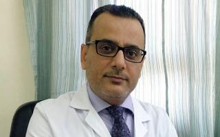 الصورة: مستشفى راشد يعالج اعتلال التغوط بالتحفيز الكهربائي