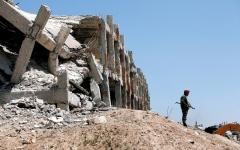 الصورة: الأمم المتحدة تتهم النظام السوري بـ«جرائم ضد الإنسانية» في الغوطة