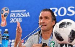 الصورة: مدرب السعودية: فرضنا أسلوبنا على أوروغواي رغم الخسارة