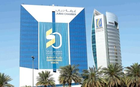 الصورة: 2.2 % مساهمة قطاع الكهرباء والغاز في ناتج دبي المحلي خلال 2017