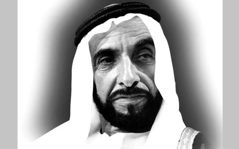 الصورة: الشيخ سعيد بن طحنون آل نهيان ضيف برنامج «عام زايد»