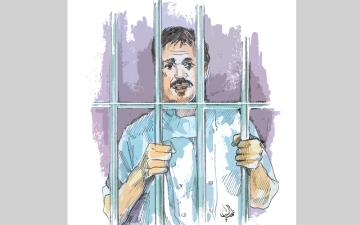 الصورة: موظف حكومي يدخل السجن بسبب 500 درهم