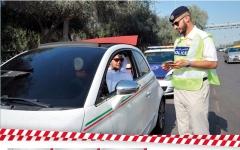 الصورة: شرطة أبوظبي تحذر من عدم تجديد المركبات منتهية الترخيص