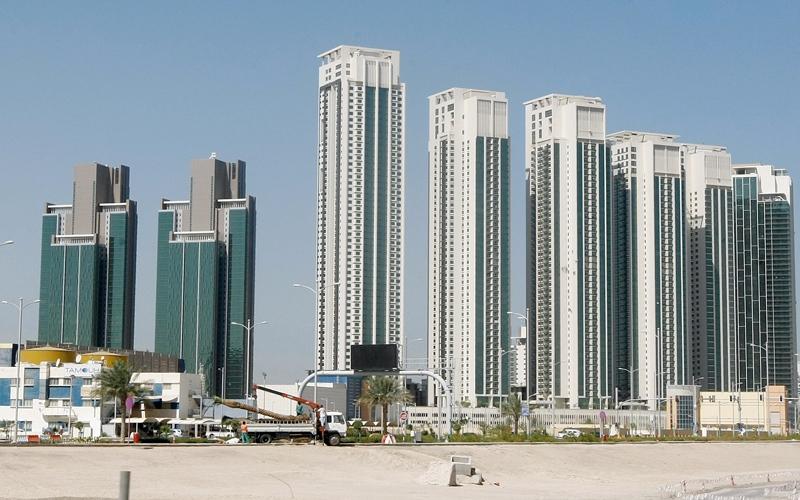 الصورة: إسكان لمحدودي الدخل في أبوظبي