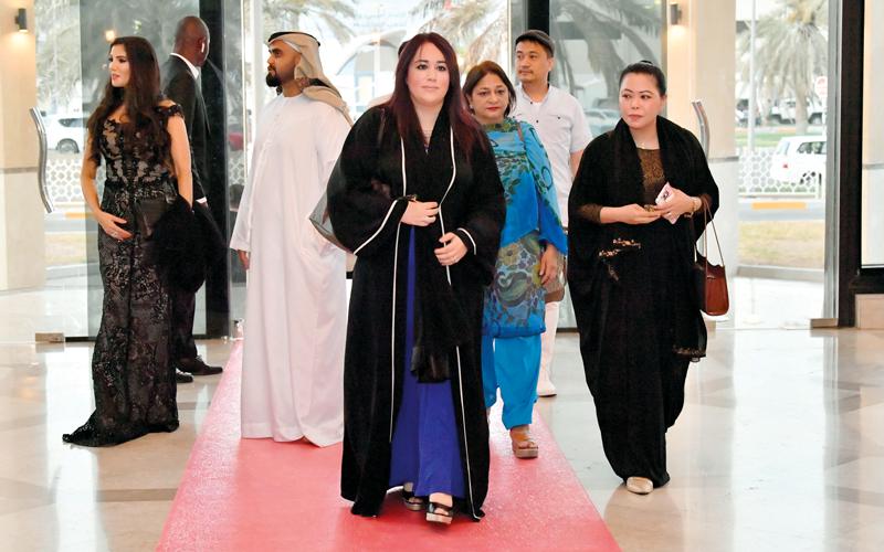 مشكلات تنظيمية أضرت بليلة إطلاق الفيلم. تصوير: نجيب محمد