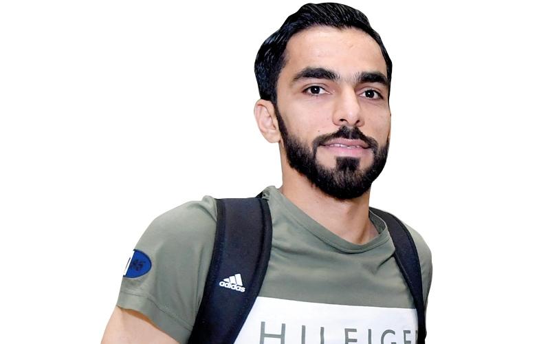 الصورة: محمد أحمد يوسف: فخور بتمثيل الوطن حكماً في كأس العالم 2018