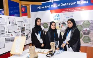 طالبات يبتكرن تطبيقاً لحل أزمة المواقف في المناطق المزدحمة