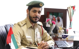 شرطة دبي تتلقّى 40.9 ألف مكالمة في رمضان والعيد