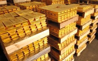 الصورة: الذهب يرتفع لأعلى سعر في أكثر من 6 سنوات وسط إقبال على الملاذات الآمنة