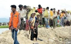 الصورة: اتفاقية الأمم المتحدة مع ميانمار تتجاهل واقع الروهينغا