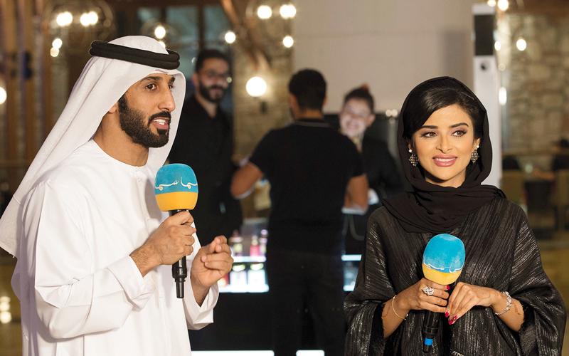 البرامج المباشرة على «سما دبي» ستنقل تفاعل الناس مع فعاليات مفاجآت صيف 2018.  من المصدر