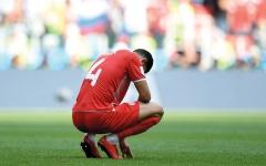 الصورة: 5 أسباب أسقطت تونس أمام بلجيكا أبرزها «أخطاء معلول»